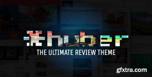 ThemeForest - Huber v2.28.2 - Multi-Purpose Review Theme - 19858260