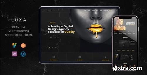 ThemeForest - Luxa v1.1.8 - Luxury Black MultiPurpose WordPress Theme - 23620681 - NULLED