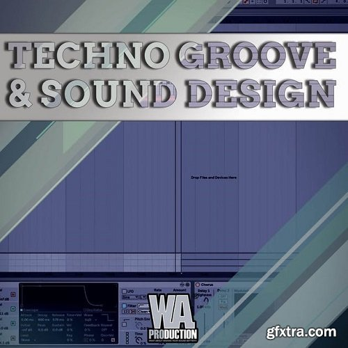 WA Production Techno Groove And Sound Design