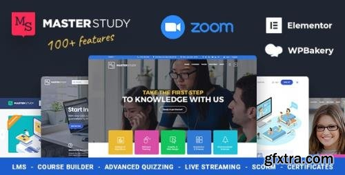 ThemeForest - Education WordPress Theme - Masterstudy v4.2.4 - 12170274 - NULLED