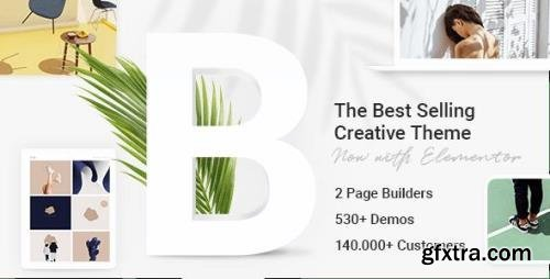 ThemeForest - Bridge v25.2 - Creative Multipurpose WordPress Theme - 7315054 - NULLED