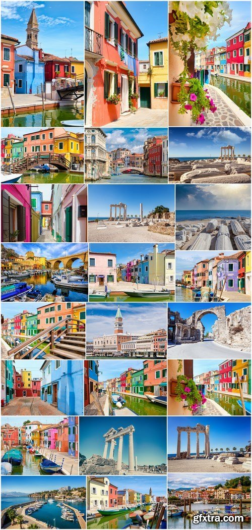 Travel, vacations, monuments of architecture, rest - 24xHQ JPEG