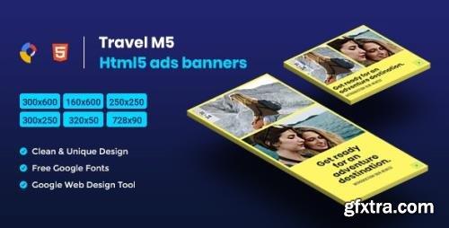 CodeCanyon - Travel HTML5 Animate Banner Ads - M5 v1.0 - 23796735