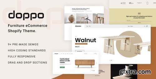 ThemeForest - Doppo v1.1.0 - Furniture Multipurpose Shopify Theme - 27299886
