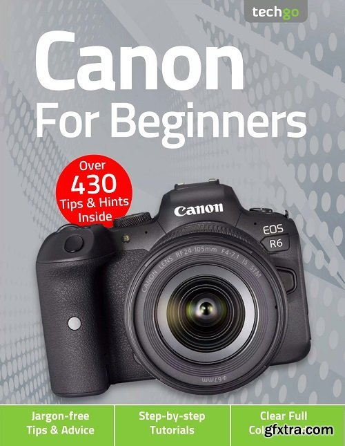 Canon For Beginners - 5th Edition,2021