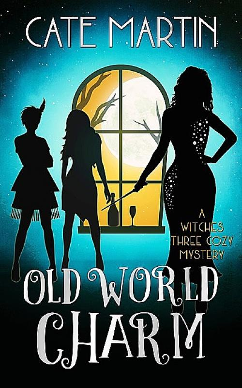Old World Charm -- - Martin Cate