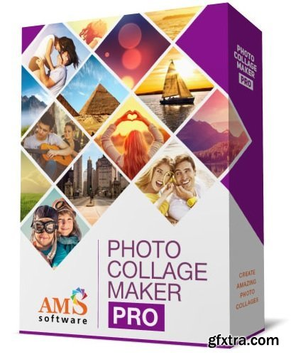 AMS Software Photo Collage Maker Pro 7.0