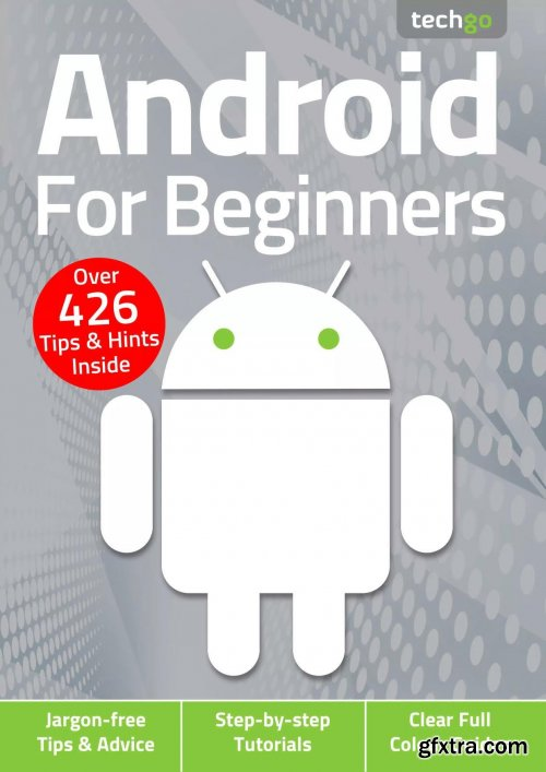 Android for Beginners - 5th Edition 2021 (True PDF)
