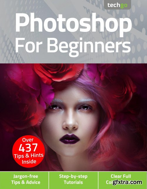 Photoshop for Beginners - 5th Edition, 2021