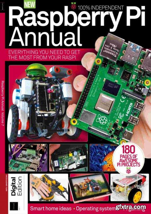 Raspberry Pi Annual - Volume 07, 2021