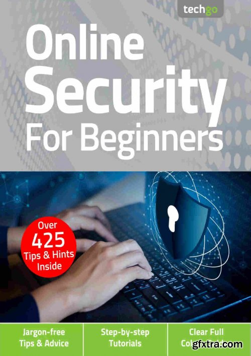 Online Security For Beginners- 1st Edition, 2021 (True PDF)