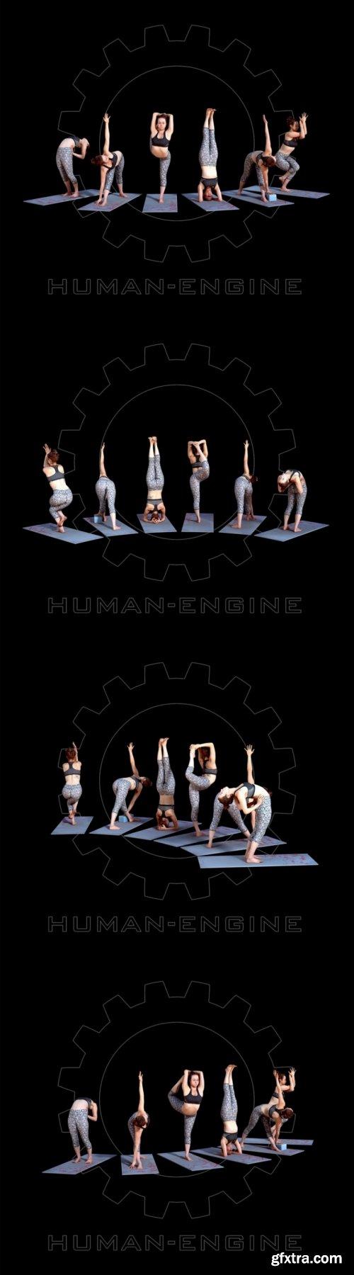 Human Engine - Yoga 004 Bundle