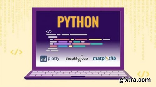 Web Scrapping and Data Visualisation with Python