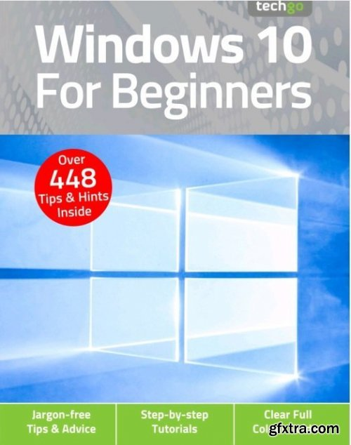Windows 10 For Beginners – 5th Edition 2021