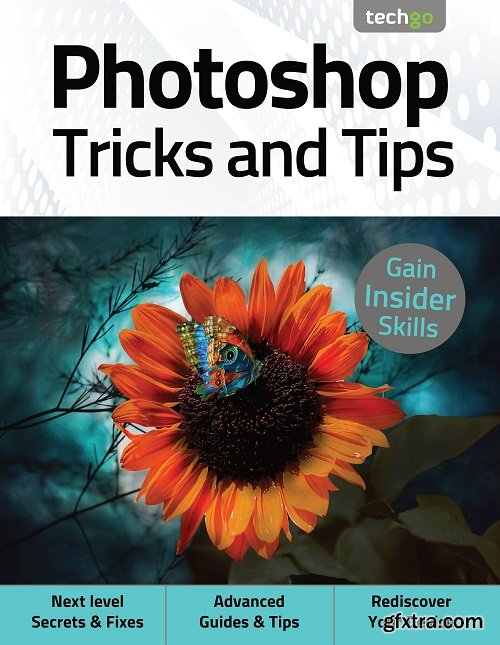 Photoshop Tricks And Tips - 5th Edition, 2021