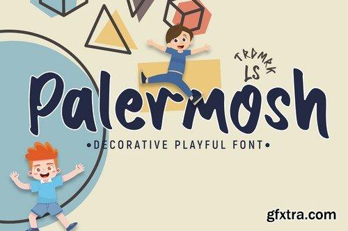 CM - Palermosh Font 5912137