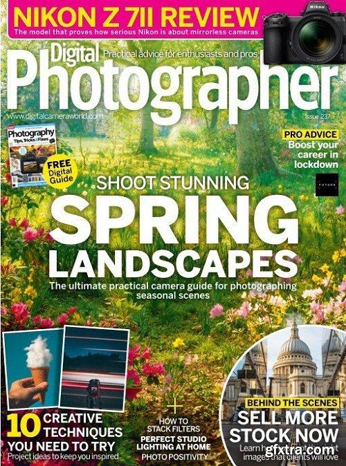 Digital Photographer - Issue 237, 2021