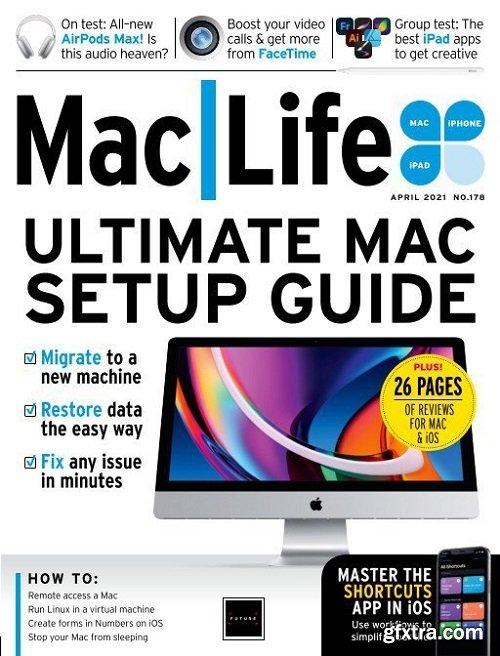 MacLife UK - April 2021