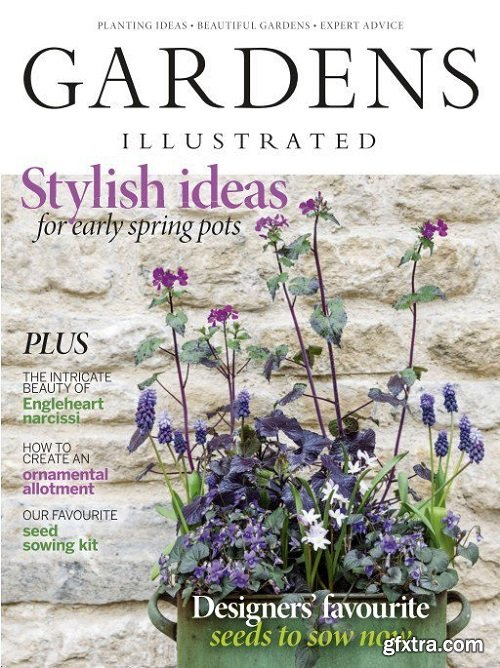 Gardens Illustrated - March 2021