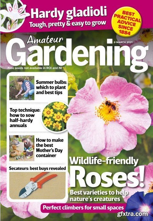 Amateur Gardening - March 06, 2021