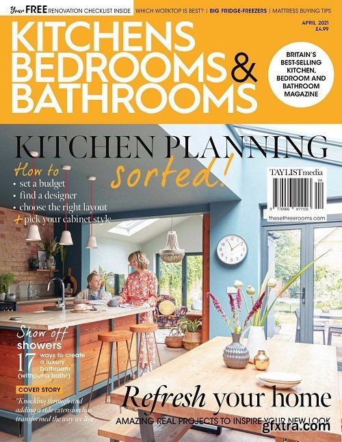 Kitchens Bedrooms & Bathrooms - April 2021