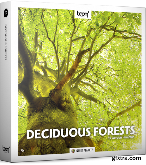 Boom Library Deciduous Forests STEREO & SURROUND Edition