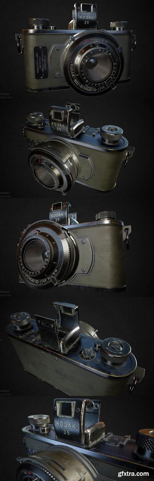 US Army Kodak Camera