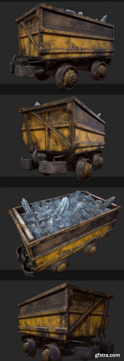 Mine Cart 02