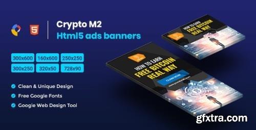 CodeCanyon - Crypto HTML5 Animate Banner Ads - GWD M2 v1.0 - 23744334