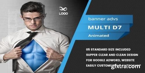 CodeCanyon - Multi Purpose Banners HTML5 D8 - Animate v1.0 - 18736714