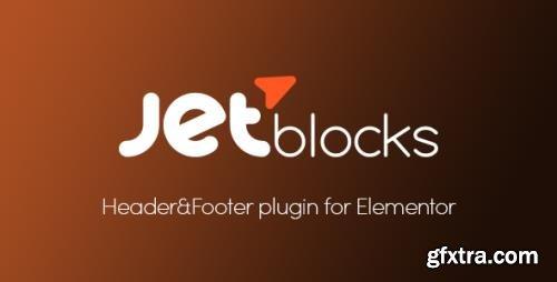 Crocoblock - JetBlocks v1.2.8 - Header & Footer Plugin for Elementor