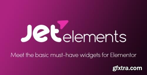Crocoblock - JetElements v2.5.5 - Widgets For Elementor Page Builder