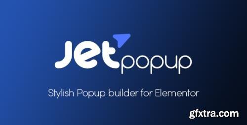 Crocoblock - JetPopup v1.5.2 - Stylish Popup Builder for Elementor