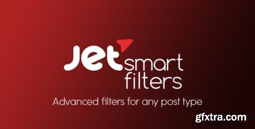 Crocoblock - JetSmartFilters v2.2.0 - Advanced Filters for Elementor