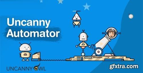 Uncanny Automator Pro v2.11 - Put Your WordPress Site On Autopilot - NULLED