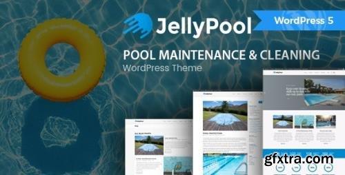 ThemeForest - JellyPool v1.4 - Pool Maintenance & Cleaning WordPress Theme - 20034360