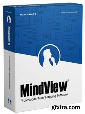 MatchWare MindView 8.0 Build 24346 Multilingual