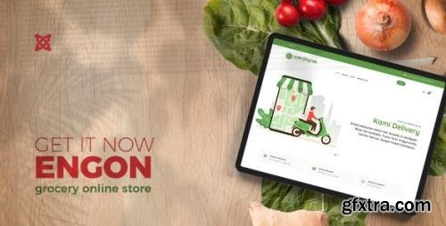 ThemeForest - Engon v1.26.1 - Grocery Online Store Templates - 28421836