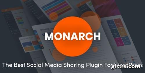 ElegantThemes - Monarch v1.4.13 - Best Social Media Sharing Plugin For WordPress