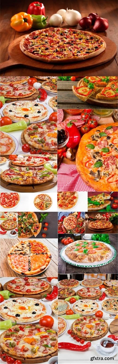Pizza Italian - HQ Stock Foto
