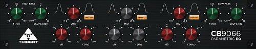 Trident Audio Developments CB9066 EQ v1.0.0
