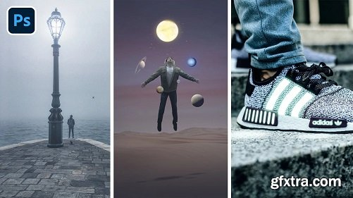 Photoshop Composite Masterclass: Glowing Light Effects