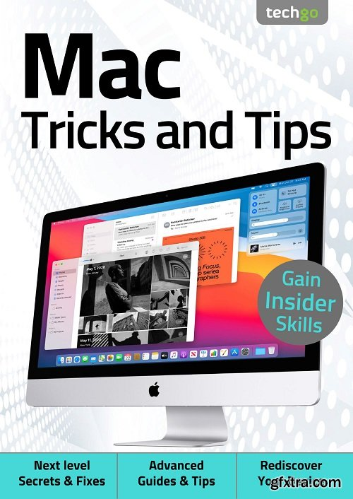 Mac, Tricks And Tips - 5th Edition 2021 (True PDF)