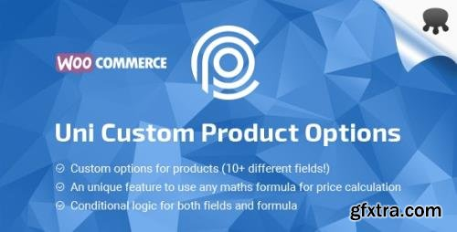 CodeCanyon - Uni CPO v4.9.8 - WooCommerce Options and Price Calculation Formulas - 9333768 - NULLED