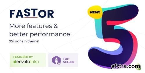ThemeForest - Fastor v5.0.4 - Multipurpose Shopify Sections Theme - 18389593