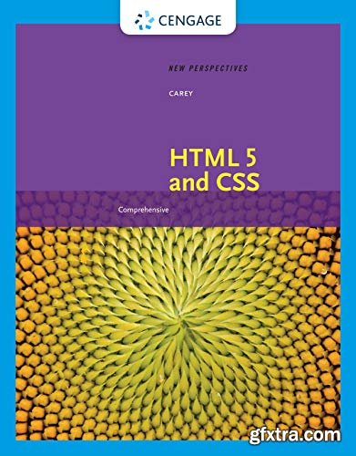 New Perspectives on HTML 5 and CSS: Comprehensive, 8th Edition
