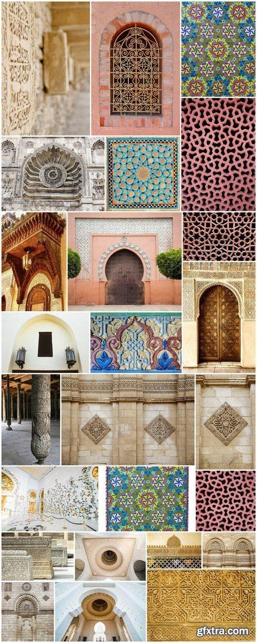 Arab architecture and ornament - 25xUHQ JPEG