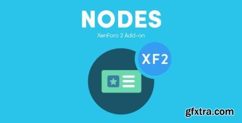 ThemeHouse - Nodes v1.1.1 - XenForo 2 Add-on