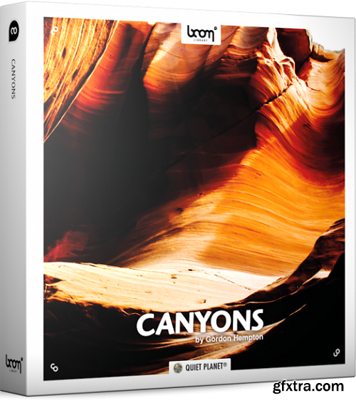 Boom Library Canyons Surround Edition