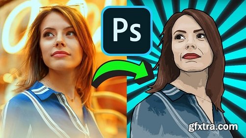 Create Cartoon Images with Photoshop